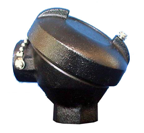 Standard Cast Iron Connection Head