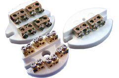 Ceramic Terminal Block Standard Heads